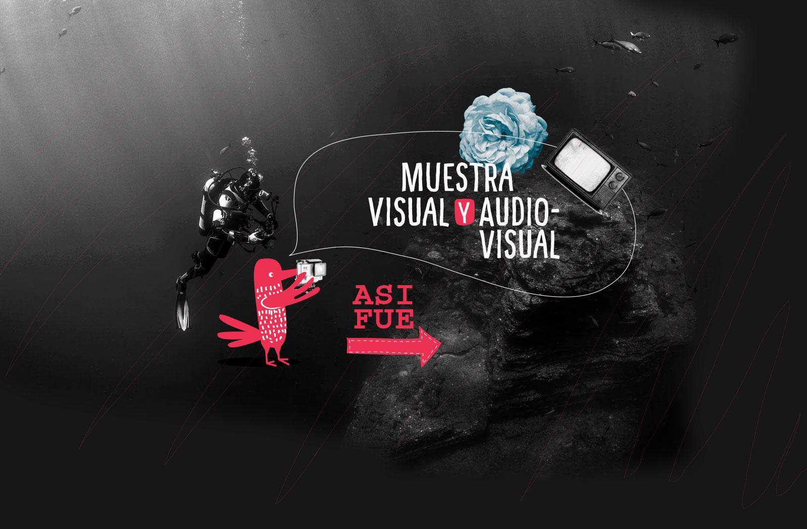 Muestra visual y Audiovisual 2016